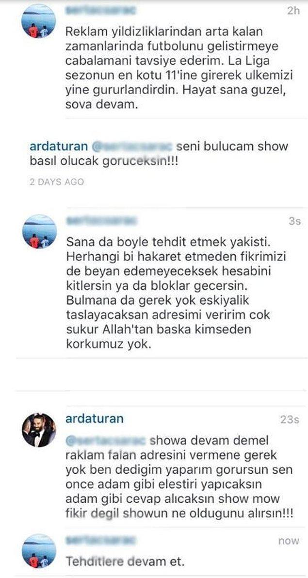 4. Arda Turan