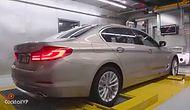 Baştan Sona BMW 5 Serisinin Üretim Anı!