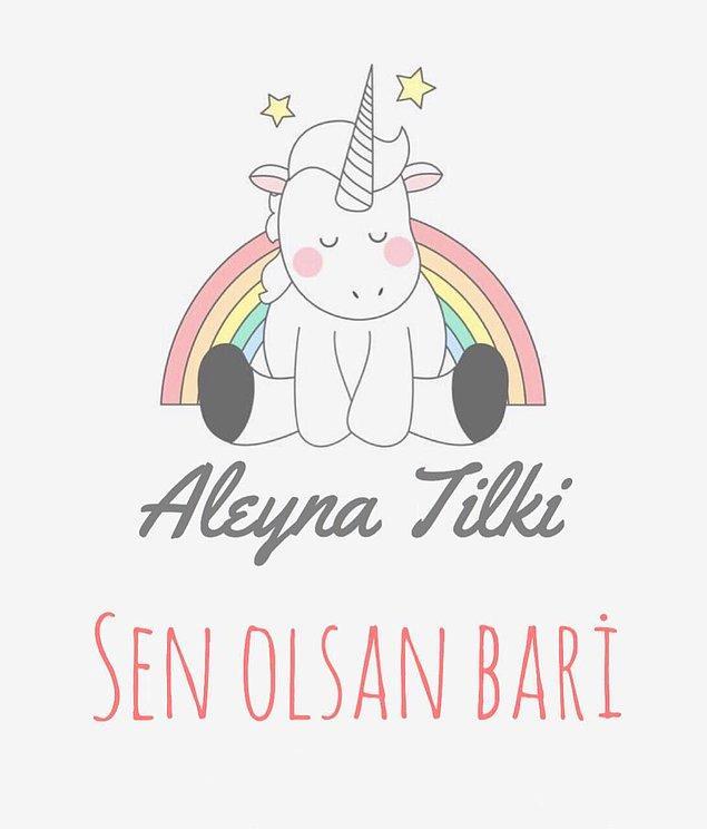 İddialara göre, Aleyna Tilki'nin yeni şarkısı çıktığında herkese bunu açıklayacaklarmış!