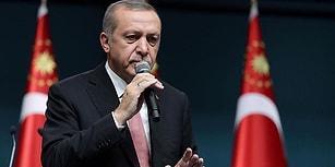 Erdoğan İş Dünyasına Seslendi: 'Grev Tehdidi Olan Yere OHAL'den İstifade Edip Müdahale Ediyoruz'