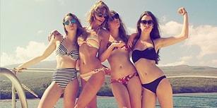 Tercih Ettiğin Bikinilere Göre Tipin Olan Erkeği Söylüyoruz!