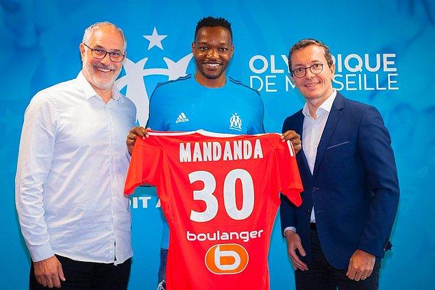 50. Steve Mandanda ➡️  Olympique Marsilya