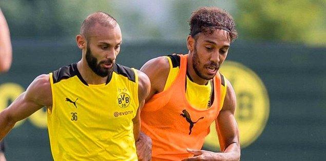 95. Ömer Toprak  ➡️  Borussia Dortmund