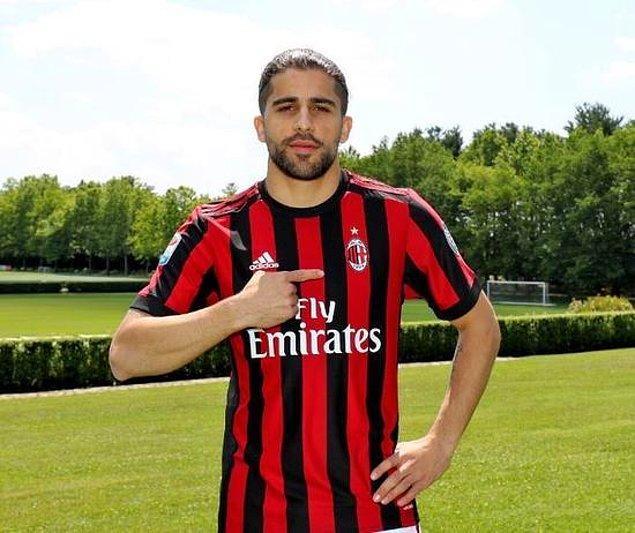 117. Ricardo Rodríguez ➡️  AC Milan