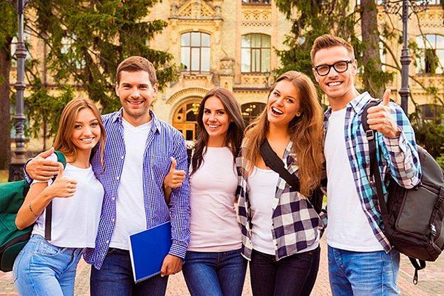 5. Yurt dışındaki diğer üniversitelerle yaptığı anlaşmalar ve ayağınıza kadar getireceği diğer uluslararası imkanlar
