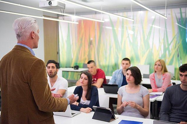 6. Güçlü ve deneyimli bir akademik kadro