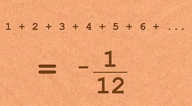 """""""Olur mu öyle şey ya?""""demeden önce, bu sonucun matematiksel olarak kanıtlandığını belirtelim."""