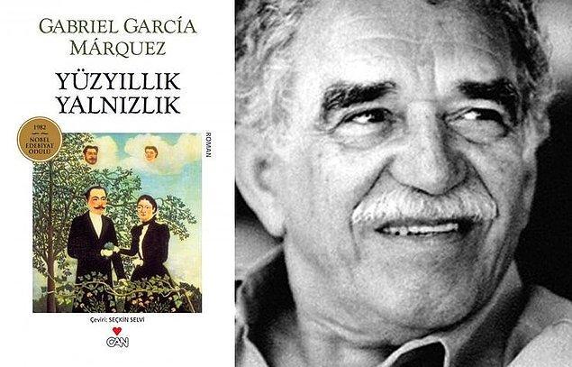 2. Yüzyıllık Yalnızlık (Gabriel Garcia Marquez)