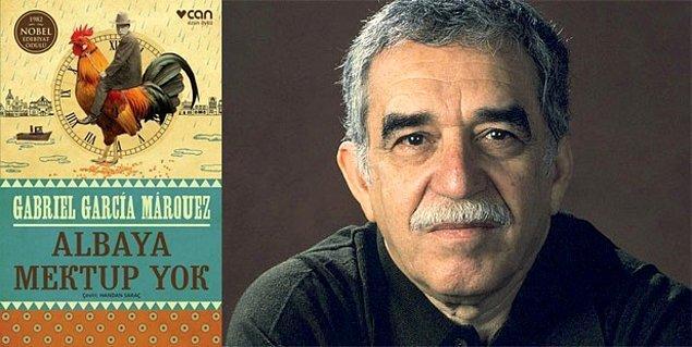 5. Albaya Mektup Yok (Gabriel Garcia Marquez)