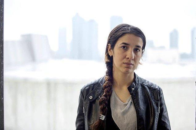 Sonra da Stuttgart'ta bir mülteci kampına gelerek oturum başvurusunda bulundu. Nadia artık bu konu hakkında bilinç artırma çalışmaları yürütüyor.