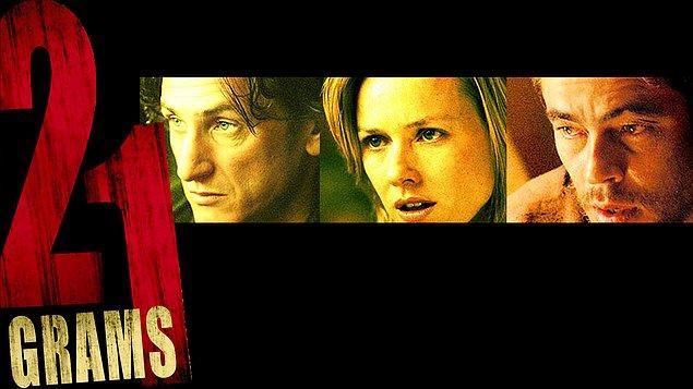 11. 21 Gram (2003)   | IMDb 7.7