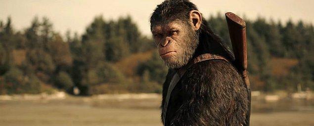 "1. Maymunlar Cehennemi 3: Savaş ""War For the Planet of the Apes""  - 14 Temmuz"
