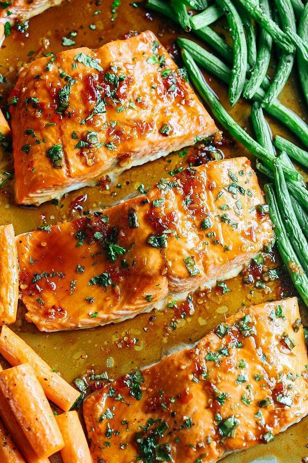 4. Balık severleri böyle alalım.