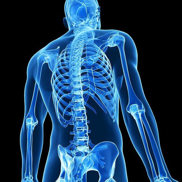 8. Maden suyunun içerdiği mineraller kemiklerin güçlendirilmesi ve kas işlevlerinin iyileştirilmesinde (kalp kasının işlevi dahil) önemli derecede etkilidir.