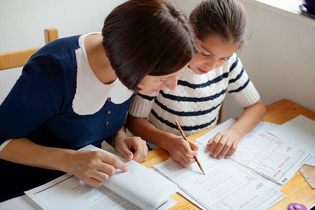 9. Ders Vermek - Ödevlere Yardım Etmek
