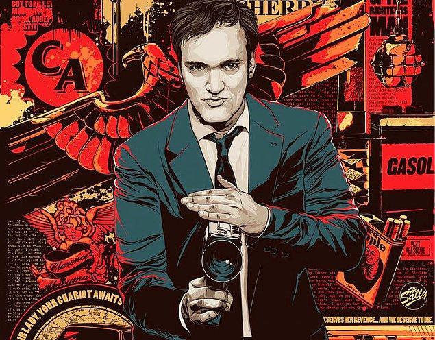 1. Tarantino yine bol kanlı bir filmle geliyor; Manson ve müritlerinin cinayetlerini anlatacak.