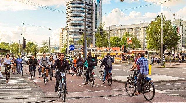 5. Bisiklet yolu