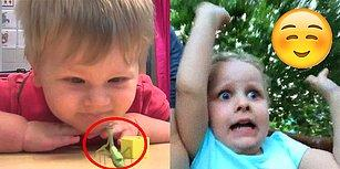 Minnoş Tavırlarıyla Gülümsetip Yanaklarını Mıncırma İsteği Uyandırtan 20 Çocuk