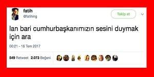 Cep Telefonundan Arama Yapanlara Cumhurbaşkanı Recep Tayyip Erdoğan Sürprizi
