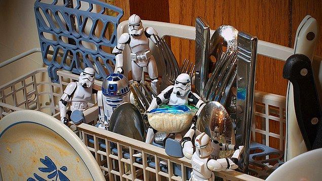 Bulaşık makinesi temizliği aslında pek kolay