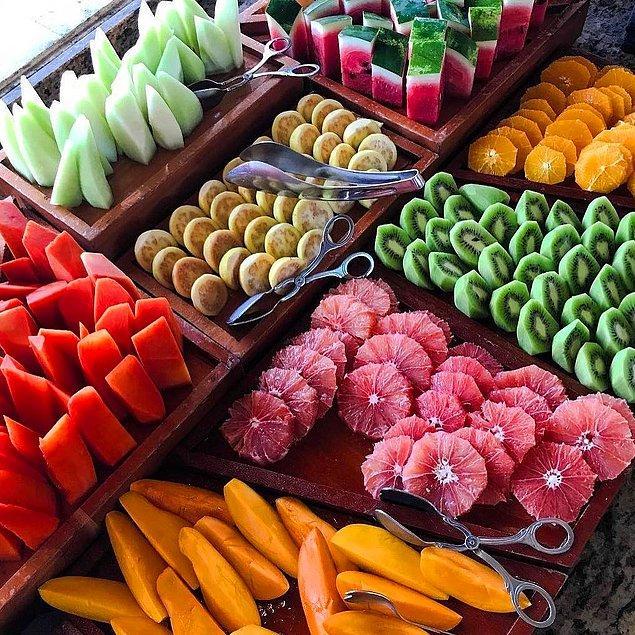 5. Meksika'da bütün yeme alışkanlıklarının yerine yenisini koymak!