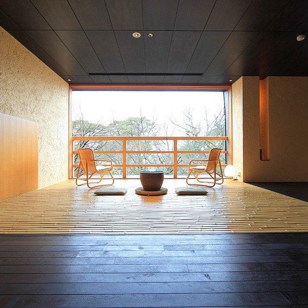 10. Japonya'da sağlıklı ve minimal yemeklere doyun!