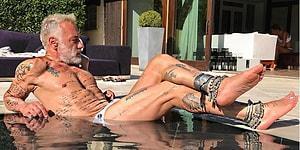 Henüz Keşfetmeyenler İçin Bir Kez Daha: Seksi İtalyan Milyoner Amca Gianluca Vacchi!