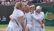 Clijsters, Kendisini Eleştiren Seyirciye Etek Giydirip Korta Çıkardı
