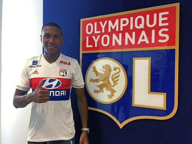 45. Marcelo Guedes ➡️  Olympique Lyon