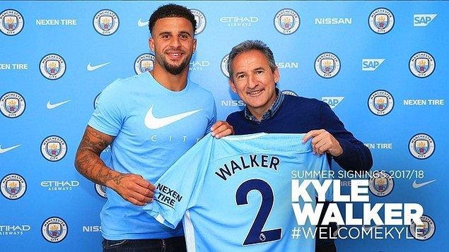 39. Kyle Walker ➡️  Manchester City