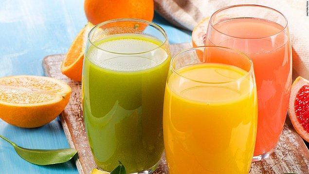 9. Meyve suyu