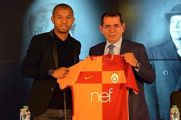 36. Mariano ➡️  Galatasaray
