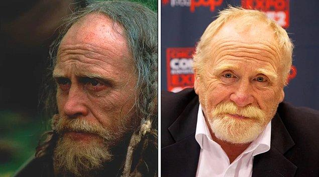 6. James Cosmo- Campbell