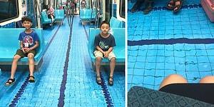 Olimpik Metro Vagonları! 2017 Üniversite Oyunları Yaklaşırken Taipei'de Sportif Sürprizler