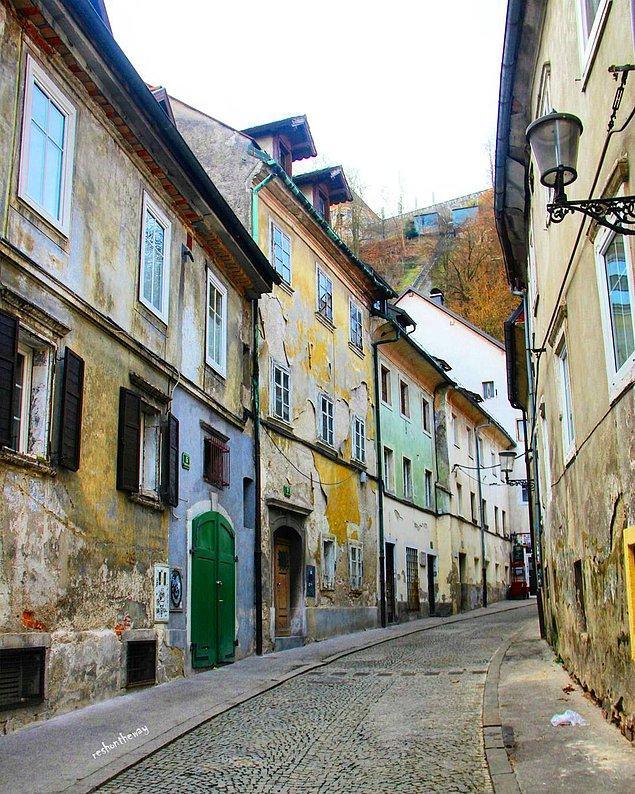 Bir Avrupa Klasiği: Rengarenk sokaklarda şehri keşfedin