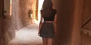 Arabistan'da Etek Giydiği İçin Tutuklanan Kadın Serbest