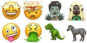 Şimdiden Hayırlı Olsun! Apple'ın Son Sürümü iOS 11'le Beraber Telefonlara Gelecek Emojiler
