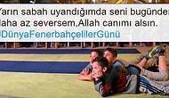 Sarı Lacivertli Taraftarlardan En Güzel 'Dünya Fenerbahçeliler Günü' Tweet'leri