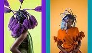 Afrika'nın Geleneksel Saç Modellerini Modern Zamanla Harmanlayan Sanatçıdan 14 Renkli Çalışma
