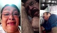 4 Yıl Boyunca Eşinin Horlamasını Kaydeden Kadından Efsane Video!