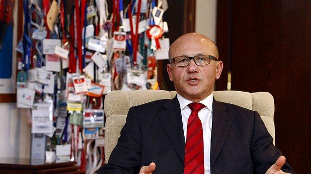 7) Mehmet Ali Talat