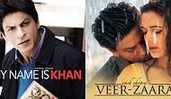 Bollywood Yıldızı Shah Rukh Khan'ın Hint Filmi Sevmeyenleri Bile Etkileyebilen 21 Filmi