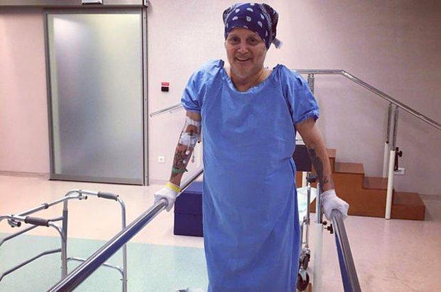 Kolçak 3 yıldır prostat kanseriyle mücadele ediyordu.