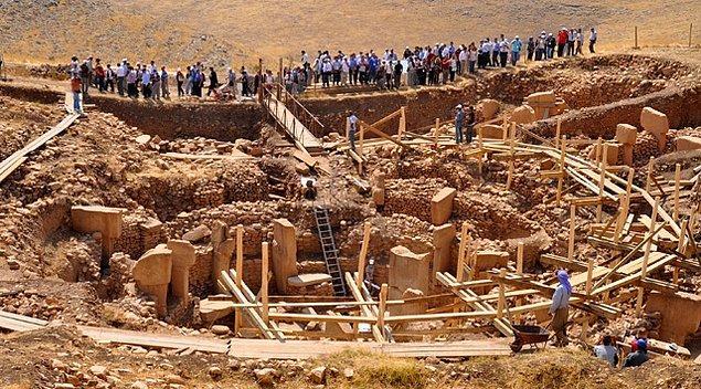 Çalışmalar nedeniyle yakın zamanda bölgeyi ziyaret edecekler alana ne yazık ki alınmayacak. Müzeleri ziyaret edenler ise kazı alanında yer alan eserlerin imitasyonlarını görebilecek.