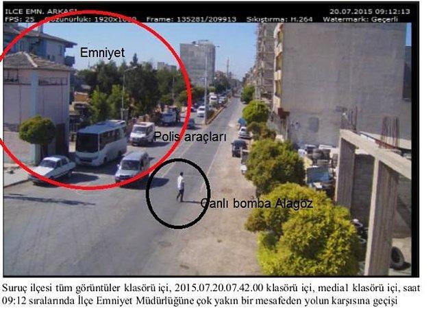 """Ocak ayında görülen ve kamu görevlilerin yargılandığı davada dönemin ilçe emniyet müdürüne """"görevi ihmal ve kötüye kullanma"""" suçundan 7.500 TL para cezası verildi, ceza 12 takside bölündü."""