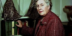 ''Polisiye Roman'' Denilince Akla Gelen İlk İsim Agatha Christie'nin İlginç Hayat Hikayesi