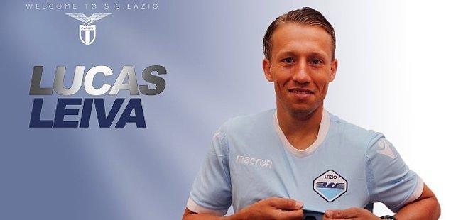 33. Lucas Leiva ➡️  SS Lazio
