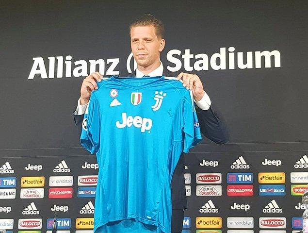 31. Wojciech Szczesny ➡️  Juventus FC