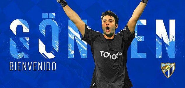 30. Cenk Gönen ➡️  Málaga CF