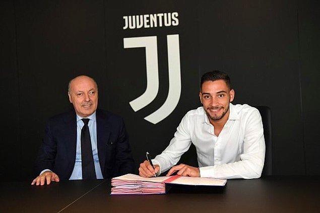 28. Mattia De Sciglio ➡️  Juventus
